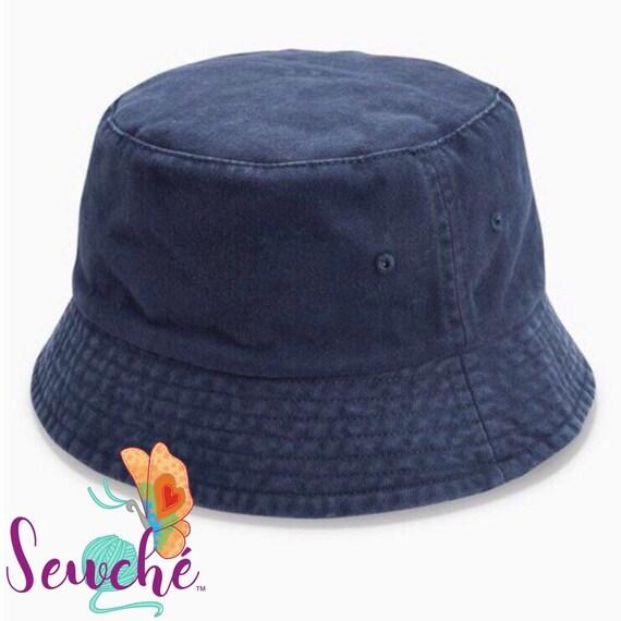 All Natural Sun hat Wild Nettle Bucket Hat
