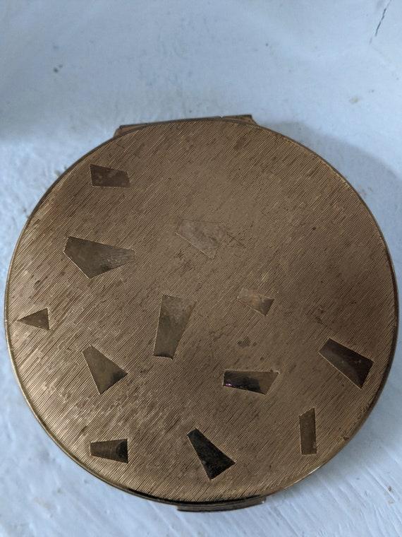 Stratton Vintage Compact Mirror Gold Compact Mirro