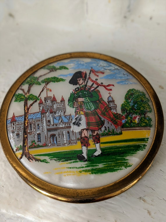 Compact Mirror Scottish Dancer Compact Mirror Sco… - image 7