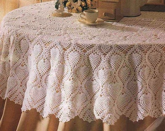 Tablecloth Pattern Etsy