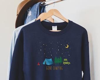 Camping Sweatshirt, Camping Shirts Family, Camping Life Sweatshirt, Camp Shirt, Camper Shirt, Camping Life Gift, Glamping Shirt