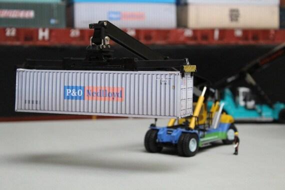 Brekina Herpa 40' Container P/&O Neddloyd