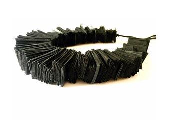Black Ruff Victorian