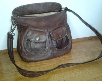1c8524f203 The Gap 1969 Leather Crossbody Bag