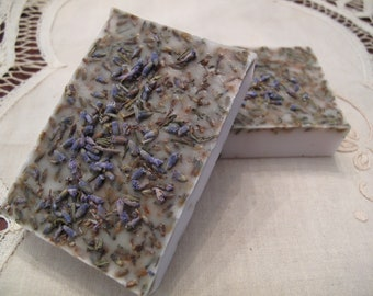 Lavender Shea Melt and Pour Soap