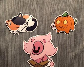 Steven Universe Pets stickers