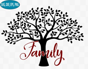 family tree etsy
