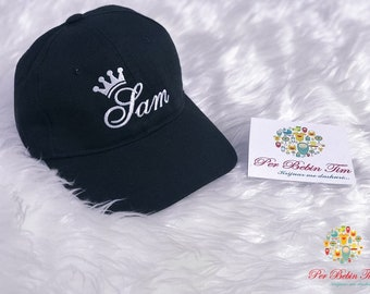 fd1a80f3d457d Personalized Baby - Toddler - Kid Hat
