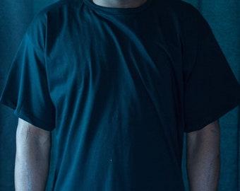 t-shirt over black unisex