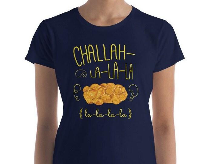 Challah Fa La La, Merry Hanukkah Shirt, Chrismukkah, Jewish Christmas Shirt, LLamakkah, Interfaith, Chanukah, Both Holidays Shirt, Challah