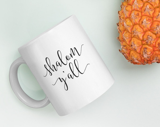 SHALOM Y'ALL Mug