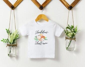 Shabbat Shell-om - Kids Shabbat Tee