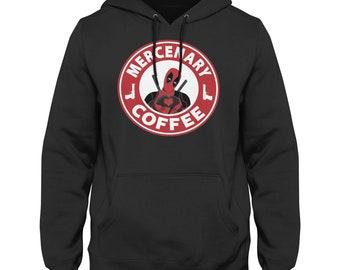 Mercenary Coffee Sweatshirt Hoodie