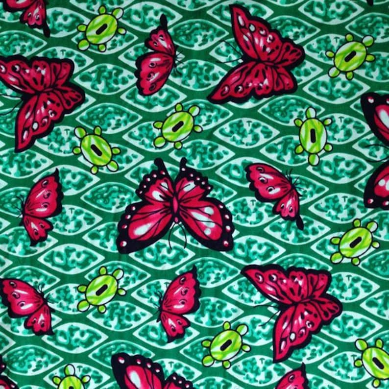 Fun and unique Baby shower gift or first mom gift. Stretchy wrap in butterfly african print from newborn to toddler Baby carrier