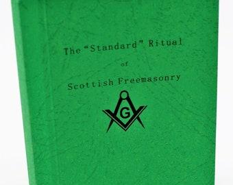 Masonic ritual | Etsy