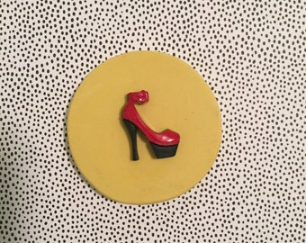 High Heel Shoe Mold