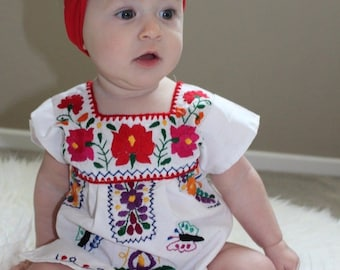 200fe1651 Girls mexican dress