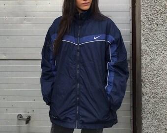 7849c75c6e Vintage Nike Unisex Oversized Padded Puffer Jacket Blue