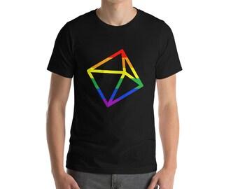 Rainbow D8 Pride T-Shirt
