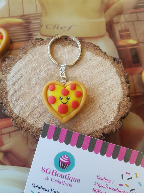 birthdays Handmade fimo chocolate fun novelty  key ring makes ideal gift xmas