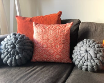 Pair of Snuggly Cushions