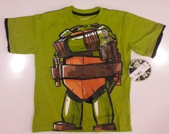 Teenage Mutant Ninja Turtles T Shirt - Kids
