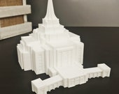 Gilbert, Arizona LDS Temple Model - Statue - Mormon - The Church of Jesus Christ of Latter-day Saints