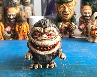 Critters, Horror, Halloween, Art Toy, Maniac, Figure