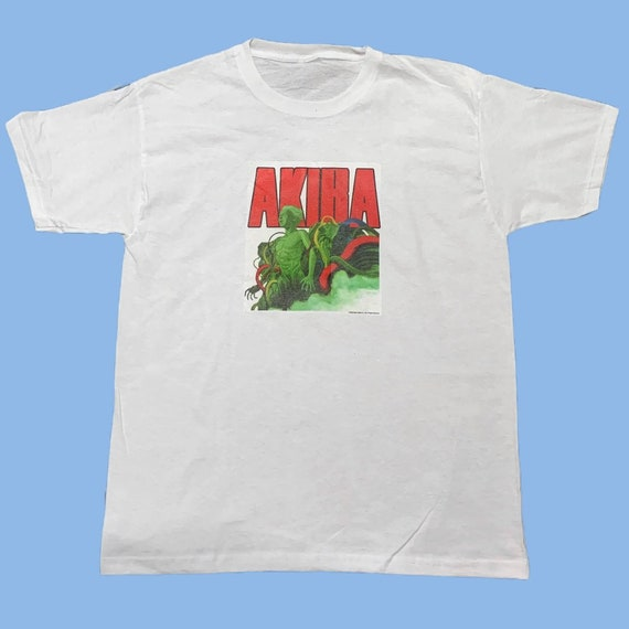 Vintage 90s Akira Anime Movie T Shirt
