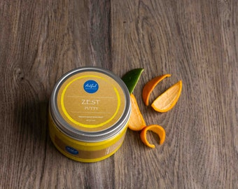 Aromatherapy Putty | Zest Citrus Essential Oils | Therapy Putty