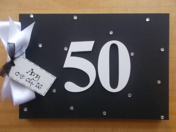 40th Cumpleaños LibroVisitas Scrapbook álbum De Fotos Recuerdo 40 Regalo Niño O Niña A5//A4