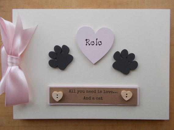 Personalised Dog Pet Photo Scrapbook Memory Book Any Wording QUICK DISPATCH