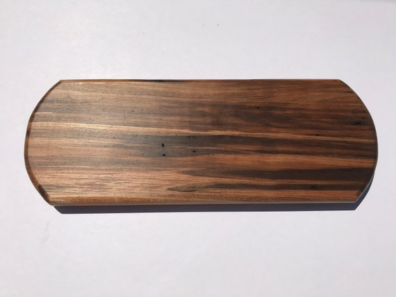 Wooden Bread Board Long Cutting Board Spalted Maple 185x7x 1surfacelarge Straight Grain Board Cutting Board Used With Bread Dip