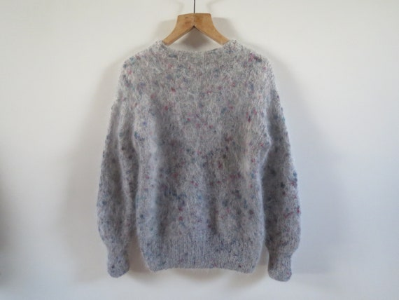 Vintage mohair sweater size 38 M 10 - image 2