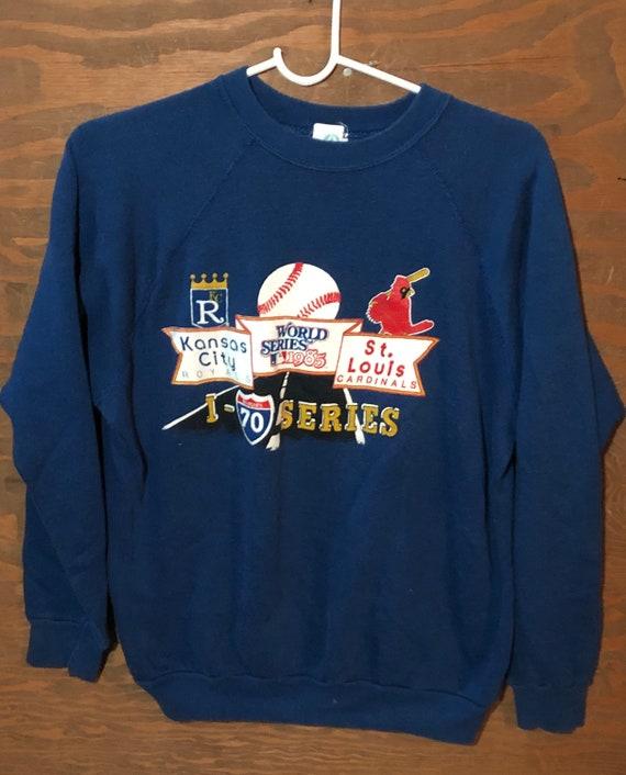 Vintage St. Louis Cardinals vs Kansas City Royals