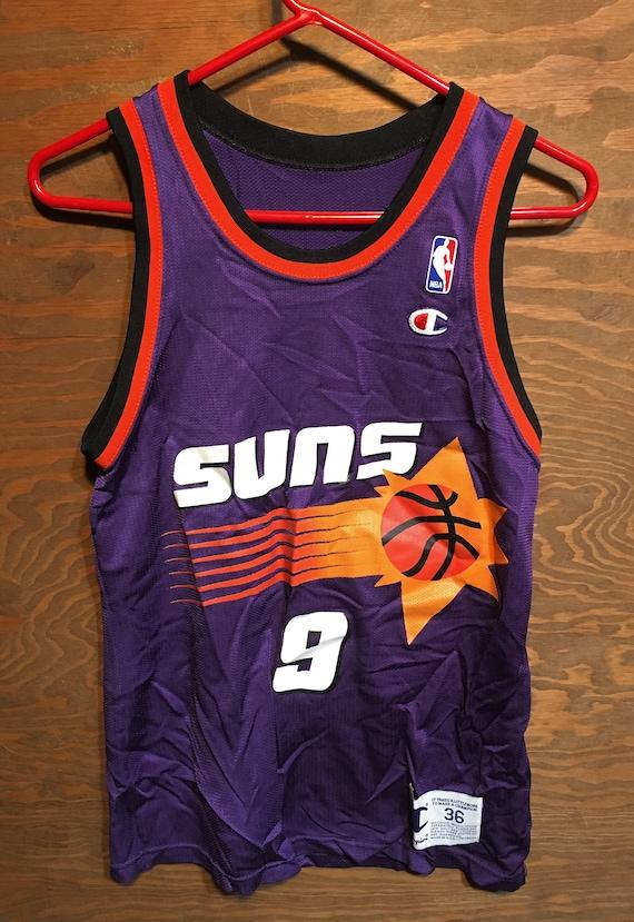 Vintage 80s Dan Majerle 1980s Champion NBA Basketb