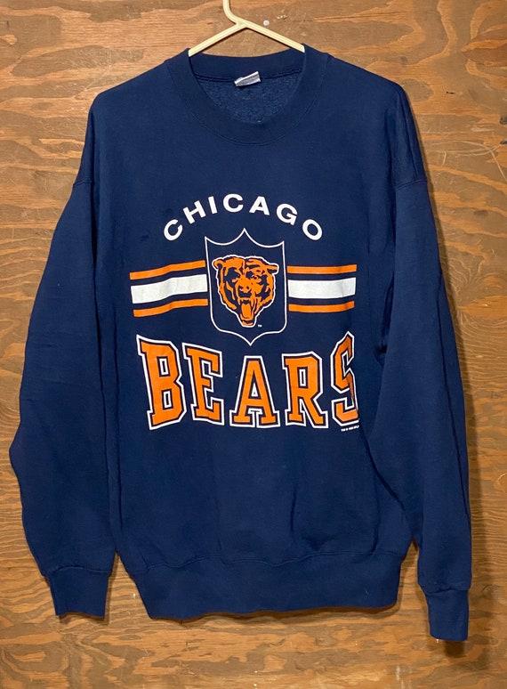 Vintage Chicago Bears Salem NFL Football 1980s Cre