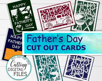Free Sonja with sugar bean cards here to show you the father's day cards i made using the cg box cards file. Fathers Day Card Svg Etsy SVG, PNG, EPS, DXF File