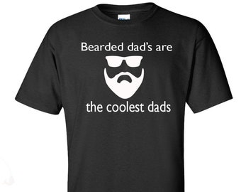 Bearded dad's are the coolest