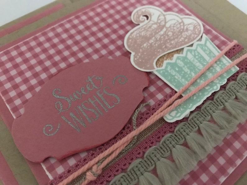 sweet wishes cupcake e16