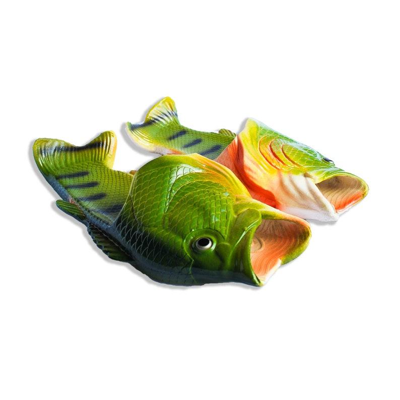 8d2fd3b0c25 Coddies Fish Flip Flops Unisex Slippers Flip Flops Slide