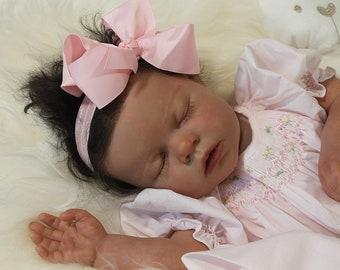Custom made reborn baby doll -  Noah by Reva Schick
