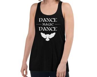 Labyrinth Inspired Dance Magic Dance Tank - Labyrinth, David Bowie, Jareth, Labyrinth Movie, Labyrinth Shirt, Dance Magic Dance