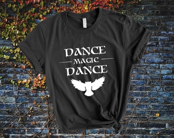 Labyrinth Inspired Dance Magic Dance Shirt - Labyrinth, David Bowie, Jareth, Labyrinth Movie, Labyrinth Shirt, Dance Magic Dance