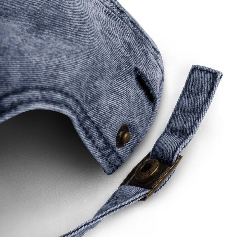 Vintage Cotton Twill Cap RR