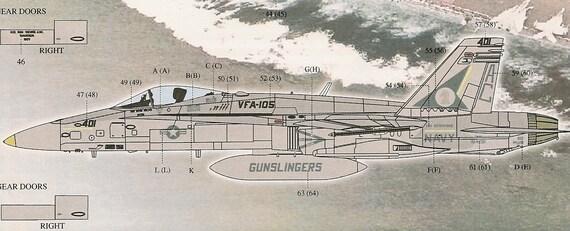 F//A-18C Eagle Strike 48-127 Freedom Hornets Pt.1