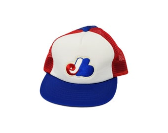 007513e76d4 Vtg 1969 Young An Montreal Expos Snapback in New condition Stitched Patch