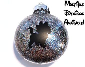 Aristocats Christmas Tree Disc Ornament | Disney Christmas Tree Ornament | Aristocats Ornament | Marie Ornament | Disney Aristocats Decor