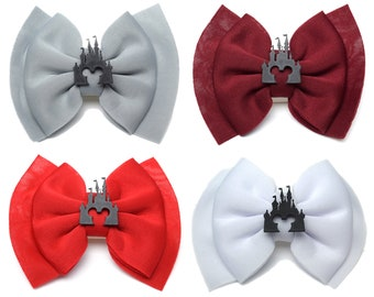 Castle Hair Bows | Ready to Ship!