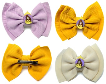 Belle Hair Bows | Ready to Ship!